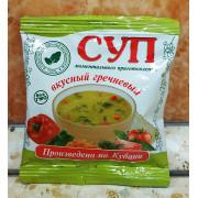 Суп вкусный Гречневый
