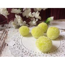"""Сахарный скраб для тела """"Лимонные конфетки"""" 200г"""