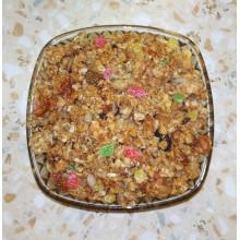 Гранола запеченная в меду с семечками и цукатами 450гр