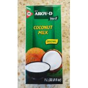Кокосовое молоко AROY-D 1л