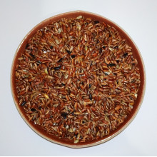 Рис красный Чудотворец 450г