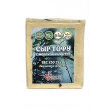 Тофу с морской капустой 250г